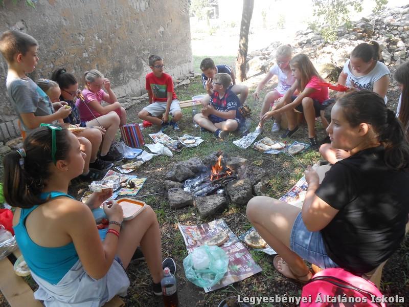 Kerti tábor