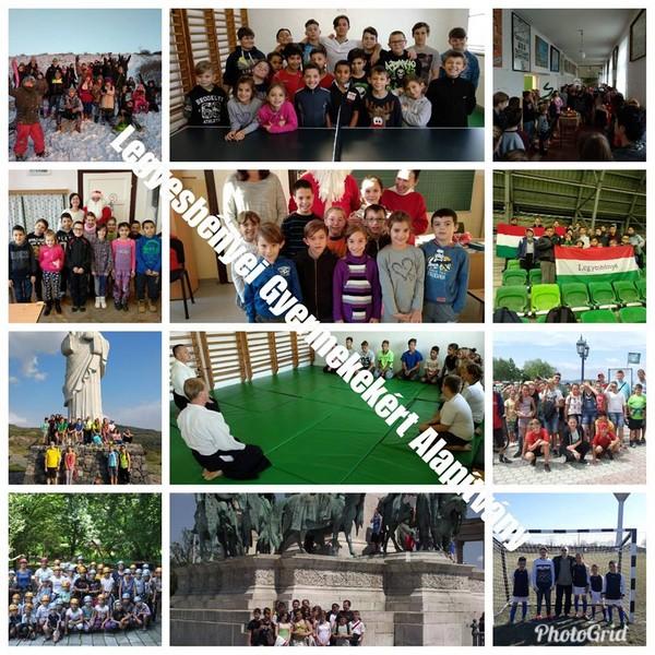 A Legyesbényei Gyermekekért Alapítvány támogatása