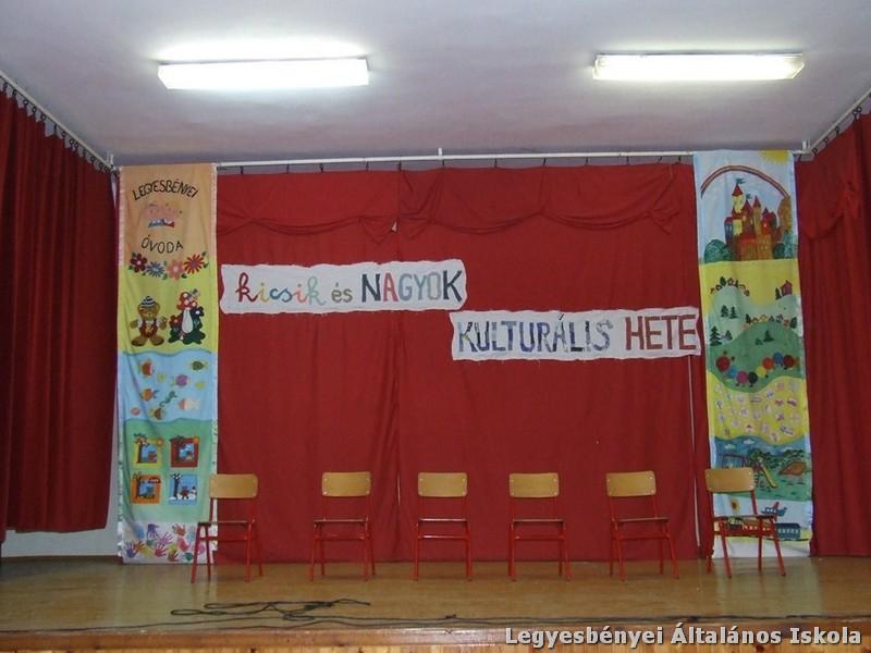 Kicsik és Nagyok Kulturális Hete