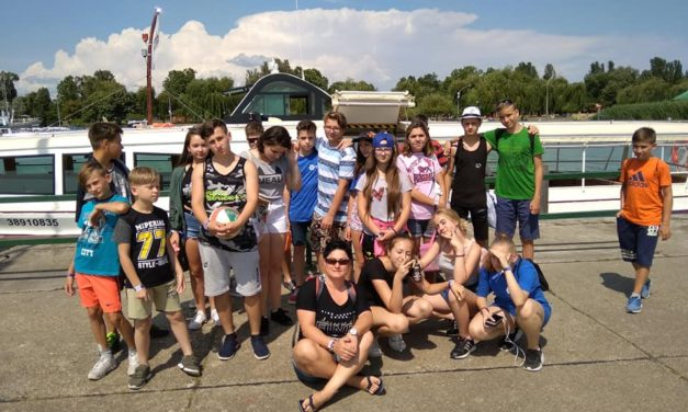 Balatoni tábor – Zánka