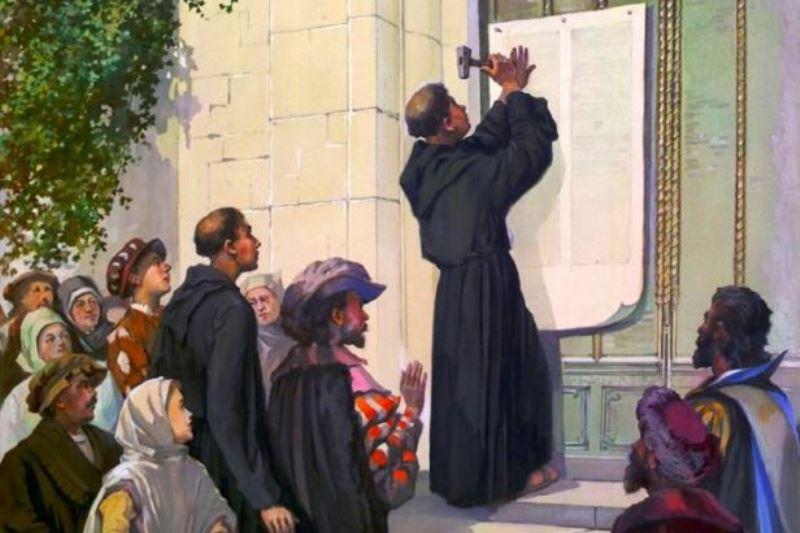 A reformációra emlékeztünk